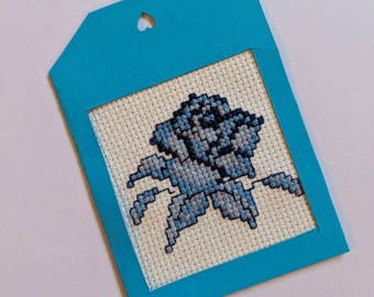 Rose Gift Tag