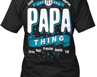 It'S A Papa Thing Hanes Tagless Tee Tshirt