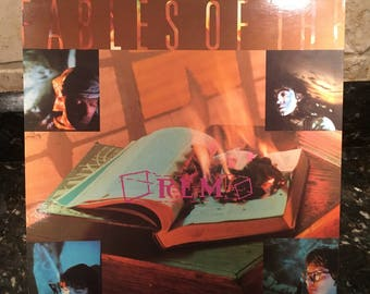 """R.E.M. """"Fables of the Reconstruction"""" Vinyl LP Record - Excellent Condition - Not a Modern Re-issue - Free Shipping!"""