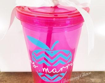 Teacher Appreciation Gift - Teacher Appreciation Tumbler - Teacher Appreciation Cup - Teacher Gift Personalized - Teacher Gifts