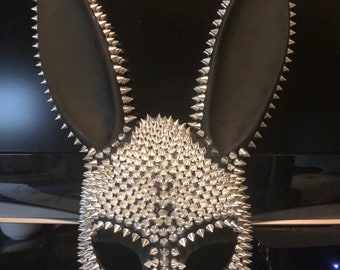 Fetish Bunny Mask