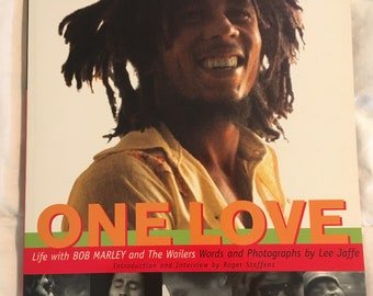 One Love: Life With Bob Marley and the Wailers – New Rasta Collectible Jamaica Reggae