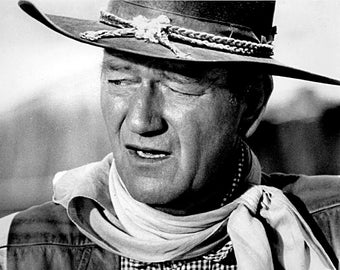 John Wayne The Duke circa 1961