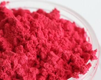 Mineral eyeshadow - RASPBERRY - R70 - Natural makeup - Vegan eyeshadow