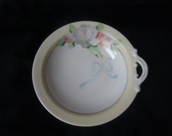 Meito China Hand Painted Japan Multi-Colored Bowl