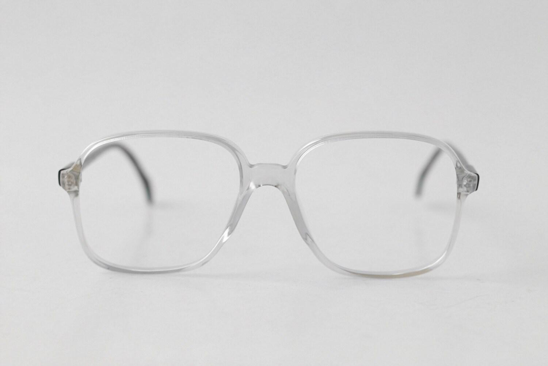 NEOSTYLE Cockpit Brille / durchscheinend optische Gläser /