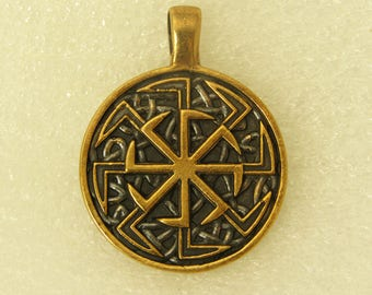 Amulet Pendant Svetoch