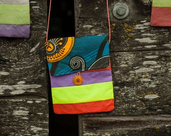 Endeavour Adventure Pouch (Recycled Paragliders, Malawi, Africa)