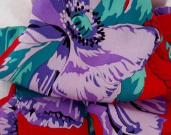 vintage Georgiou 100% silk TEN DOLLAR sale