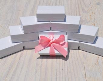 White gloss box Etsy