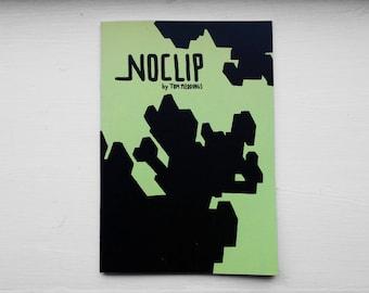 Noclip - Zine/Comic (RISO)