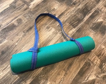 The (Bre)athe Yoga Mat Strap