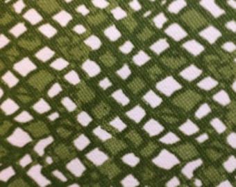 Nova Herb green home decor multipurpose fabric