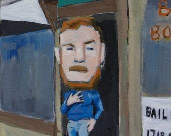 Conor McGregor Art Print 5x7