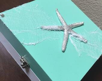 Starfish Jewelry Box