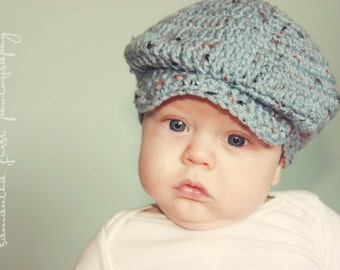 Donegal cap for babies for 6 to 12 month old is Ready to Ship FREE in the US