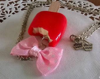 Ice Cream necklace