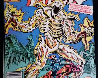 Ghost Rider Comic Book #79 A  Marvel Comics February 1983