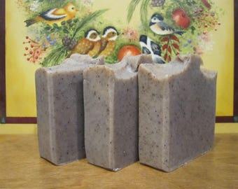 Black Raspberry Vanilla ~ Cold Process Soap