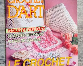 Knitting Selection 168 crochet art magazine