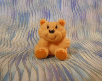 Fisher Price 1994 Loving Family Brown Bear