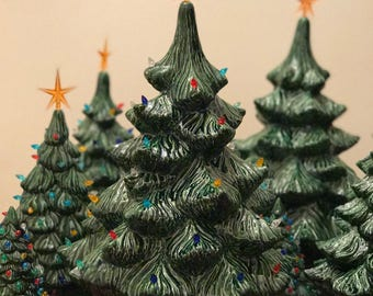 Ceramic Christmas Tree Large