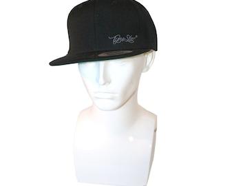 TyneStar* Signature Snapback Baseball Cap Black