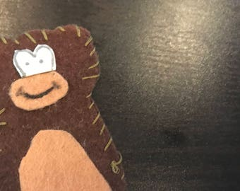 Sew Your Own Cheeky Monkey