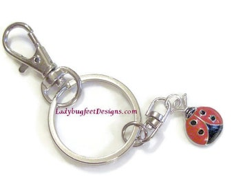 LADYBUG Key Chain, Key Holder