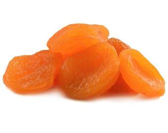 Dried Turkish Apricots (Unsweetened)