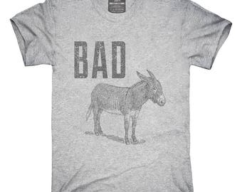 Bad Ass Funny Donkey T-Shirt, Hoodie, Tank Top, Gifts