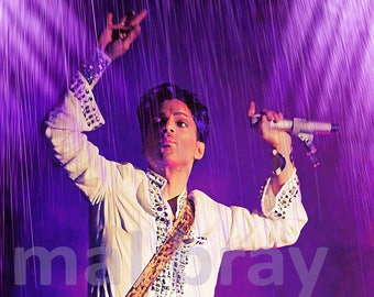 Prince, The Artist, Underneath The Purple Rain, print, poster,