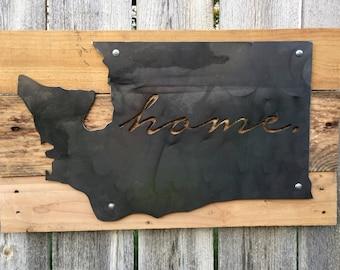 Washington Metal Home