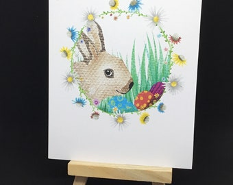 Easter Card, postcard, cheerful,
