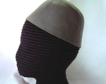 Felt Hat - Gothic - Italian Renaissance - SCA - Ren Faire