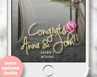 Bridal Shower Geofilter * Rose filter Snapchat Geofilter Bachelorette Wedding Snap Chat Filter Proposal Snapchat Filter Engaged Geofilter