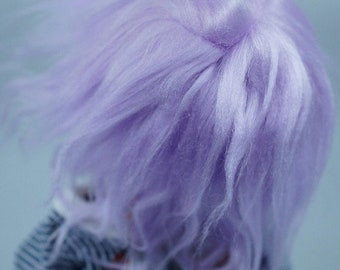 Bo's Birthday Sale! Lavender lux Mod doll Wig size7-8