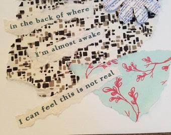 Poetry Art Card #8
