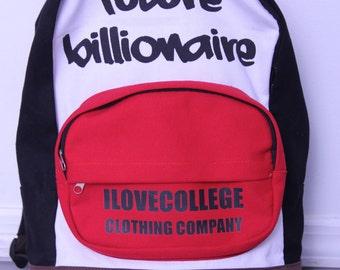 ILoveCollege Future Billionaire Backpack