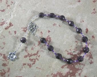 Hypnos Pocket Prayer Beads: Greek God of Sleep