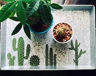 FREE SHIPPING//Cactus Decals