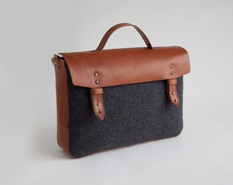 The Magnetawan briefcase
