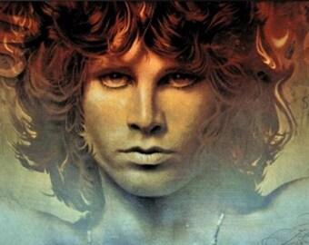 The Doors Jim Morrison poster