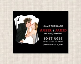 Whimsy Love Save the Date DEPOSIT