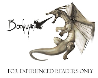 DIRECT DOWNLOAD - Bookwyrm Poster