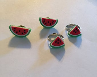 Watermelon Jewelry!