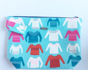 Sweater-Sized Sweater Bag
