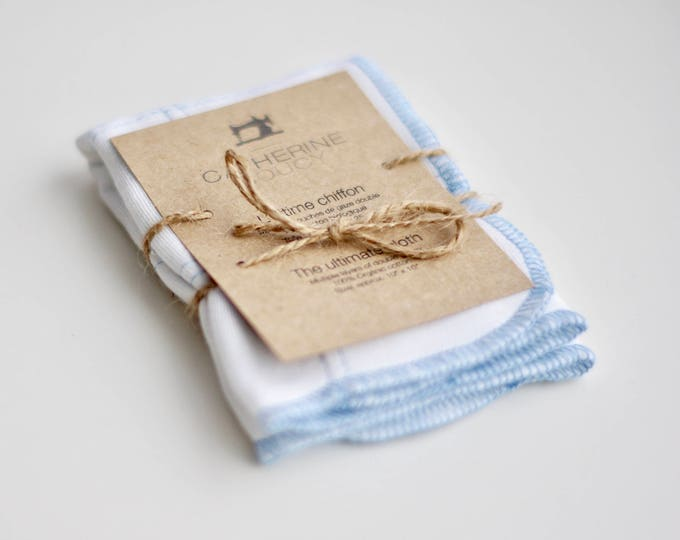 The ultimate cloth - Soft organic multi layer double gauze cotton cloth