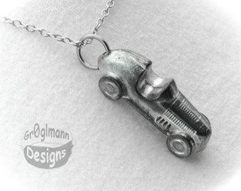 Monopoly Classic Car Token Necklace