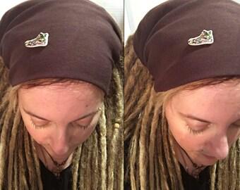 Dreadlocks tube Tube Dreadlocks, Dread, dreadlocks, Dread hat, headband, dreadlock Tam hat, wide wrap, XXL, Microfiber, yoga